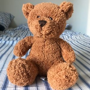 Plush Teddy Bear (New) - Gift with Purchase